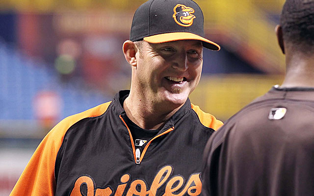 Thome loves front office job but if someone offers playing job, well ...