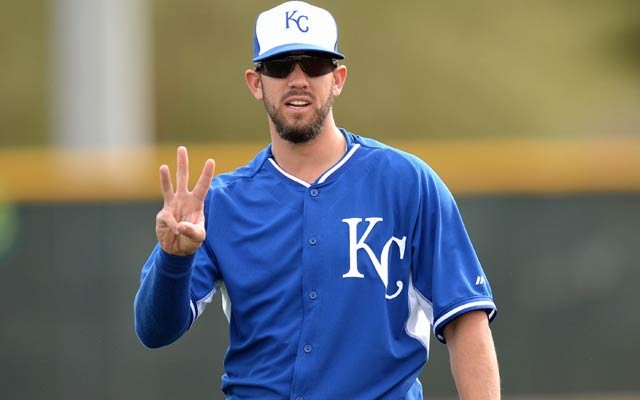 James Shields likes playing in KC, but do the Royals have the cash? (USATSI)