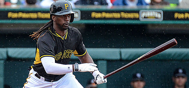 Will Andrew McCutchen have another MVP season in Pittsburgh? (USATSI)