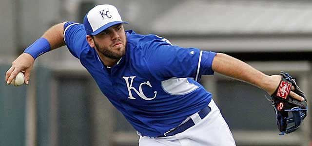 If Mike Moustakas flashes his old form, the Royals could be courting a big season. (USATSI)