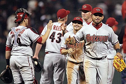 After a 2-8 start, the Diamondbacks are starting to show some progress with back-to-back victories in San Francisco.  (USATSI)
