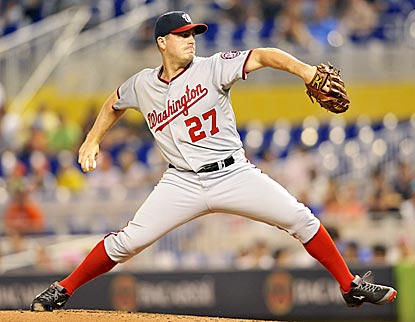 Jordan Zimmermann redeems himself after the Marlins knocked him around last week in Washington.  (USATSI)