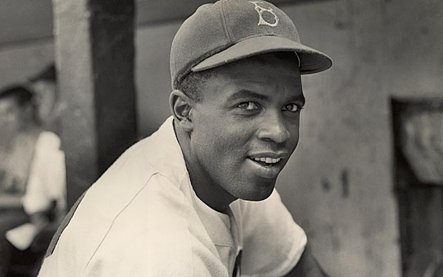 Jackie Robinson made his big-league debut with the Dodgers on April 15, 1947.   (USATSI)