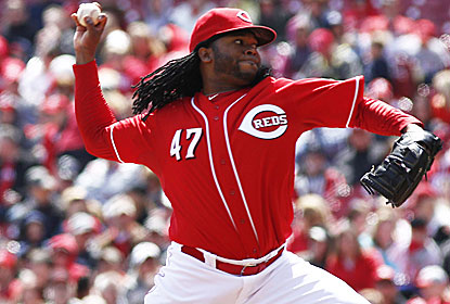 Johnny Cueto fans 12 and fires a shutout -- the third of his career -- against the team that beat him in the NL wild-card game. (USATSI)