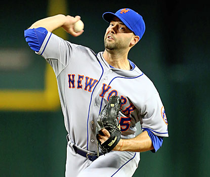 Dillon Gee tosses seven scoreless innings to help the Mets sweep the D-Backs, who are losers of six straight. (USATSI)