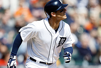 Tigers newcomer Ian Kinsler homers and drives in four in a game that has five errors -- three by Detroit. (USATSI)