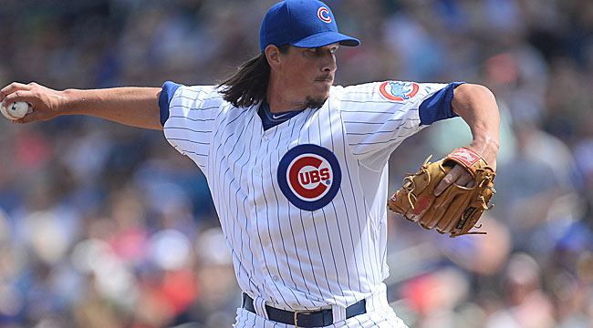 2:20 ET: Cubs look to stay hot vs. D-Backs
