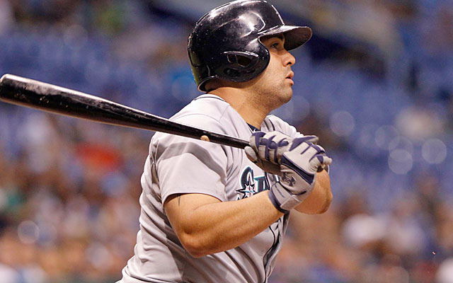 FA Kendrys Morales could return to Seattle, but it would likely be after the June draft. (USATSI)