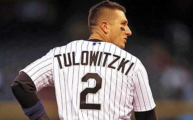A healthy Troy Tulowitzki is having an MVP-caliber season so far.    (USATSI)