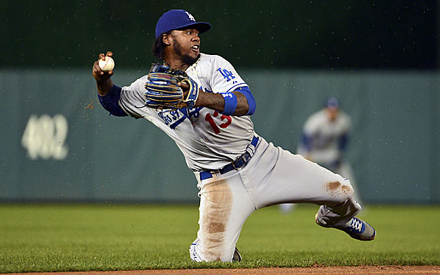 The Dodgers have been more than pleased with Hanley Ramirez's play and attitude in LA. (USATSI)