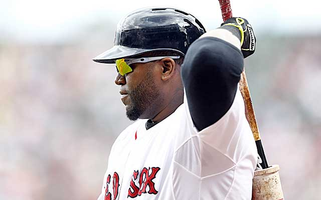 David Ortiz remains one of baseball's scariest hitters at age 38.    (USATSI)