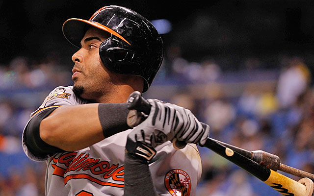 A bargain coming off a Biogenesis suspension, Nelson Cruz gives the Orioles another big bat. (USATSI)