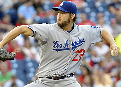 Clayton Kershaw rebounds from a bad outing to strike out nine in six solid innings against the Phillies.  (USATSI)