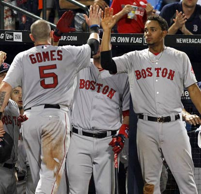 A two-game winning streak might not seem like much, but the Red Sox will take it after dropping 10 in a row.  (USATSI)