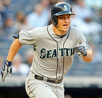 Kyle Seager flirts with a cycle, but fails to notch a single to go along with his home run, two triples and a double. (USATSI)