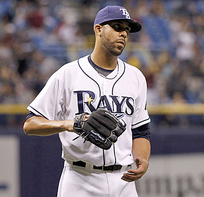 David Price's Rays, coming off a pitiful 0-8 road trip, suffer their ninth straight loss.  (USATSI)