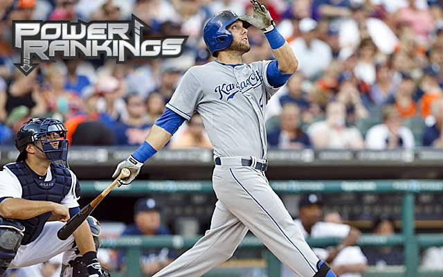 Alex Gordon and the Royals are surging while the Tigers are sinking. (USATSI)