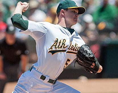 Sonny Gray, a winner in just two of his previous eight starts, goes seven innings while striking out seven. (USATSI)