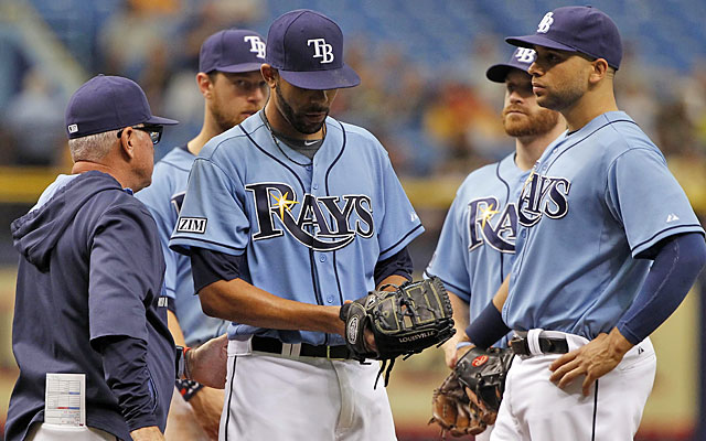 It is highly unlikely that David Price has made his final home start for the Rays. (USATSI)