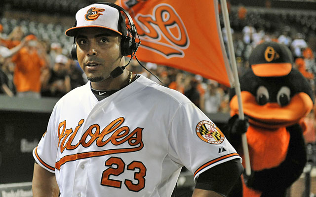 Nelson Cruz is having a banner year in Baltimore after signing late in the offseason. (USATSI)
