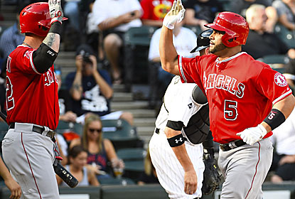Albert Pujols hits career home run No. 509, tying Gary Sheffield for 24th place on the all-time list. (USATSI)