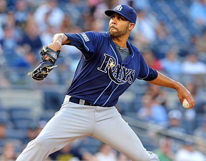 David Price ends up striking out nine Yankees and gives up four hits in another strong outing. (USATSI)