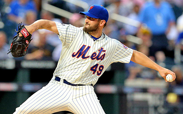 Jonathon Niese, the Mets' only lefty starter, will likely be staying put despite trade interest. (USATSI)