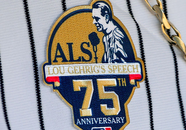 Remember Gehrig's speech on the anniversary, but also remember what ALS does to its victims. (Getty Images)