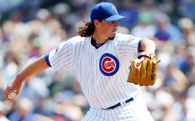 The Yankees tried hard to get Jeff Samardzija in their pinstripes. (USATSI)