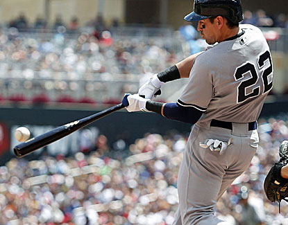 Jacoby Ellsbury enjoys a monster day for the Yankees, homering, doubling and driving in four runs. (USATSI)