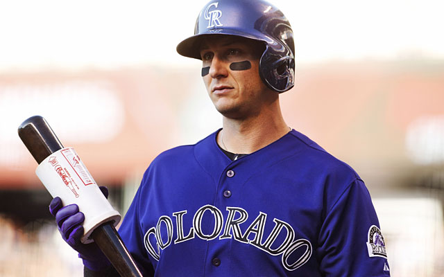 Superstar production makes Troy Tulowitzki an MVP candidate despite the Rockies' record. (USATSI)