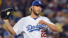 Kershaw zeroes in on mark