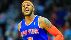 Melo, Knicks agree to deal