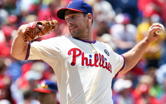 Will the Phillies put Cliff Lee on the trade market? (USATSI)
