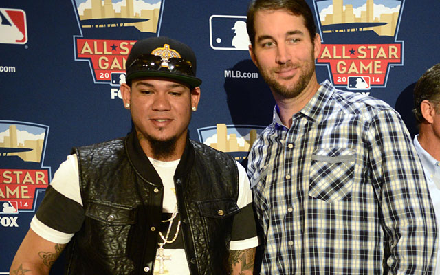 Felix Hernandez (AL) and Adam Wainwright (NL) are your 2014 All-Star Game starting pitchers. (USATSI)
