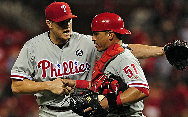Jonathan Papelbon would be a good catch for a contending team. (USATSI)