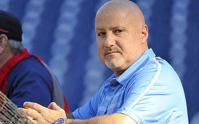 Nationals GM Mike Rizzo might not be able to get the team's first-round pick signed in time. (USATSI)