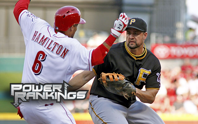 The Reds and Pirates won't be able to avoid each other down the stretch in a fun NL Central race. (USATSI)