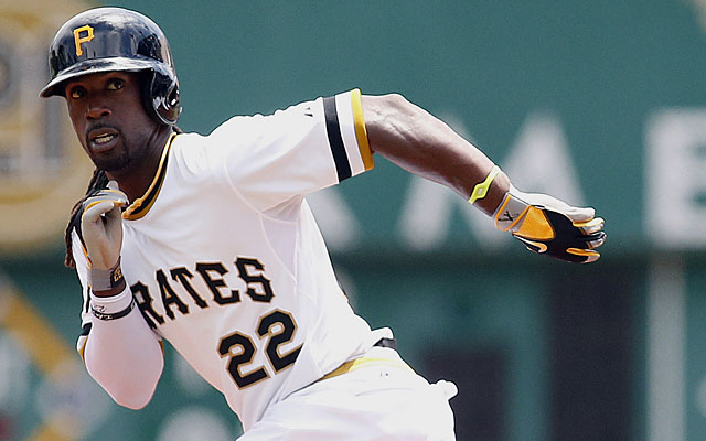 Pittsburgh's Andrew McCutchen is in the running for his second straight NL MVP award. (USATSI)