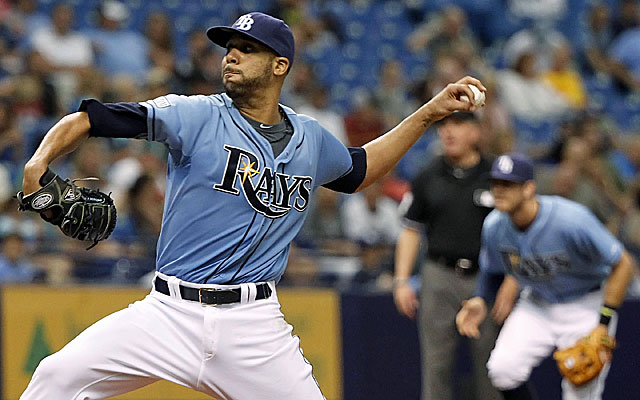 The Seattle Mariners are interested in bringing in Rays ace David Price. (USATSI)