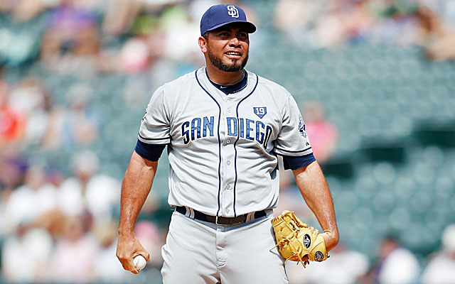 Joaquin Benoit could be the next reliever sent packing by the Padres. (USATSI)