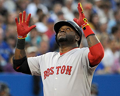 David Ortiz no longer has to look up at Carl Yastrzemski on the all-time home run list.  (USATSI)