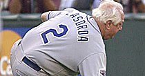 Tommy Lasorda (Getty Images)