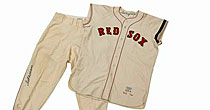Ted Williams jersey (grab)