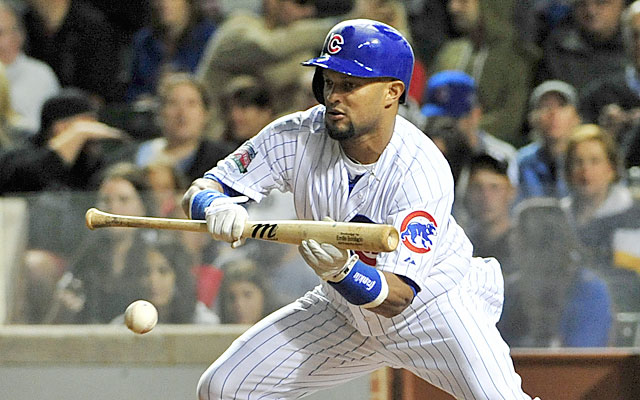 The Cubs' versatile Emilio Bonifacio is a name drawing interest. (USATSI)