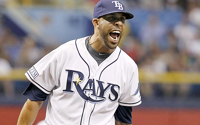 The Rays might still end up trading David Price, but the markup has risen considerably. (USATSI)