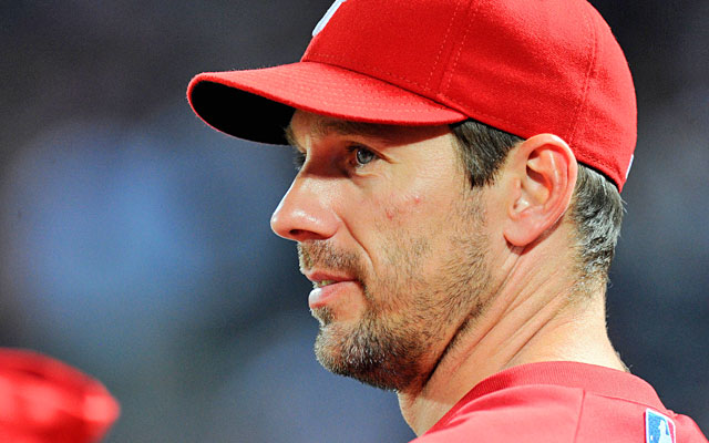 Cliff Lee's huge contract and suspect performance make him a tough player to trade. (USATSI)