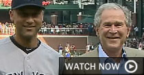 Derek Jeter, George W. Bush