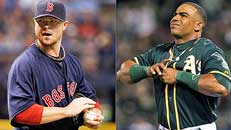 Red Sox trade Lester to A's