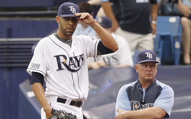David Price has become a hot trade topic after moves earlier in the day Thursday. (USATSI)